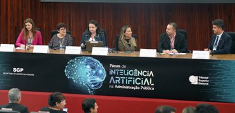 3º Painél do Fórum de Inteligência Artificial